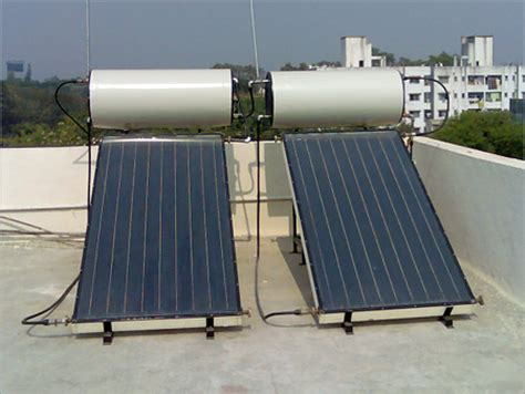 Itech Energy Water System by Solar Water Heater Jaiswal Battery Services