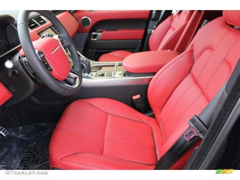2015 land rover range rover sport supercharged interior