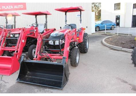 mahindra tractor loader new mahindra 1538 tractor with front end loader in valley