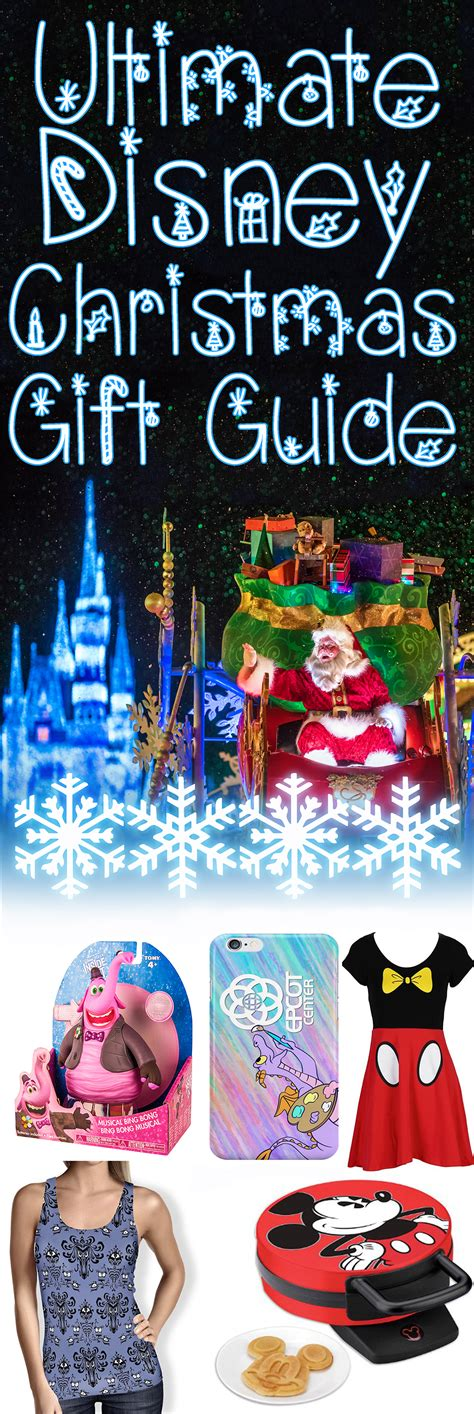 gifts for disney fans essential christmas gift guide for disney fans disney