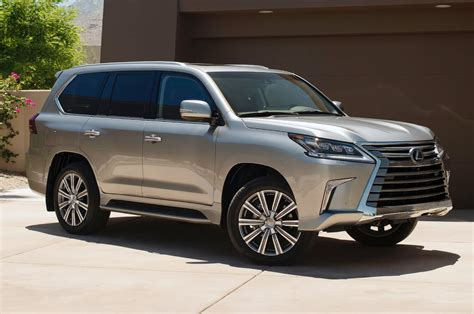 2016 Lexus Lx570 Review And Rating Motor Trend