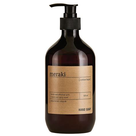 meraki liquid soap cotton haze 50cl meraki meraki