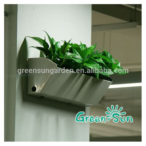 outdoor garden wall vertical garden plastic planters buy