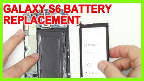 S6 Samsung Battery Samsung Galaxy S6 Battery Replacement And Fix Directfix