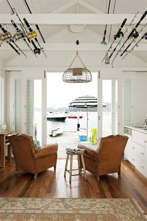 summer home design inspiration a nautical style summer cottage the style files