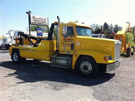 truck pa freightliner tow trucks in pennsylvania for sale used
