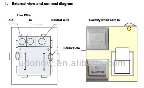 key card switch wiring diagram 30 wiring diagram images