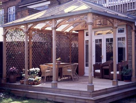 verande arredate verande esterne pergole e tettoie da giardino veranda