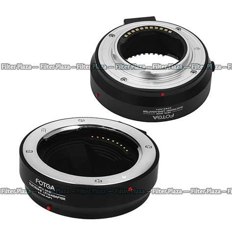 Adapter Olympus Om To M43 Panasonic Lumix Olympus Xiaomi Yi M1 2 Fotga Af Auto Focus Adapter For Olympus Panasonic M43 Lens