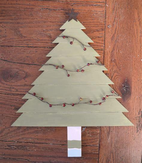building a xmas tree box wooden tree box one artsy