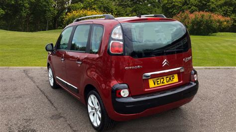 Citroen C3 Diesel by Used Citroen C3 Picasso 1 6 Hdi 8v Code 5dr Diesel Estate