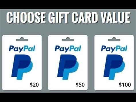 Buy Paypal Gift Cards - how to buy a visa gift card with paypal quora