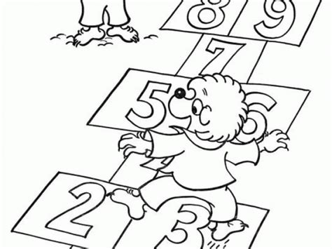 messy house coloring page sheets berenstain bears messy room coloring pages