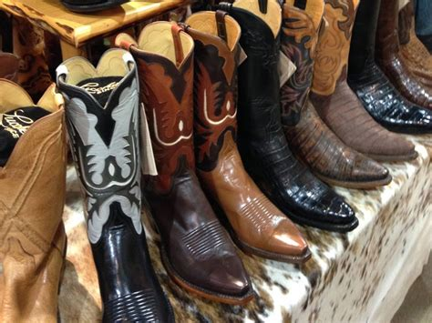 Handmade Boots Houston - a houston rodeo legendary cowboy boots to be on