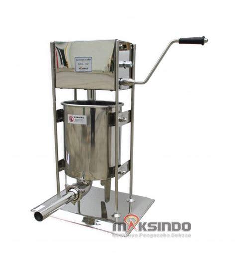 Blender Daging Manual bisnis sosis dengan alat blender daging maksindo toko