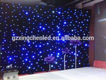 Wedding Backdrop Led by Stage Backdrop Curtain Lights Curtain Menzilperde Net