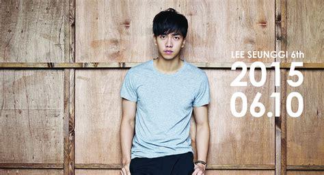lee seung gi homepage new album tracks lee seung gi forever