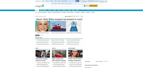 www msn msn homepage bing images