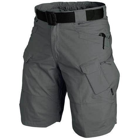 Celana Tactical W Tac helikon tactical shorts 12 quot shadow grey shorts