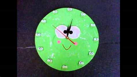 Jam Weker Frog Keroppi jam dinding keroppi jam weker keroppi jam tangan keroppi