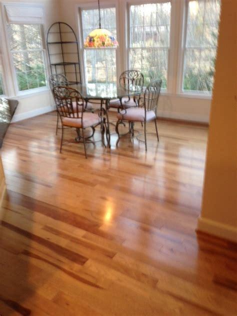 Mohawk #Hickory color Golden Caramel   Hardwood Floors