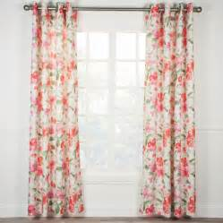 Lined Grommet Curtains Ellis Arden Lined Grommet Top Curtain Panel Pink Panels Drapes Curtains
