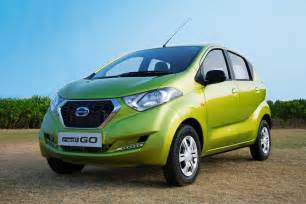 datsun new cars new datsun redi go is india s renault kwid based crossover