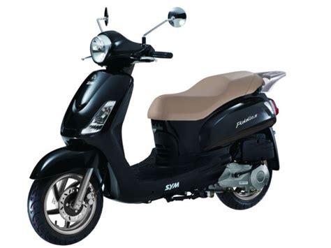 Motorrad 3 Räder 2 Vorne by Gebrauchte Sym Fiddle Ii 50 Motorr 228 Der Kaufen