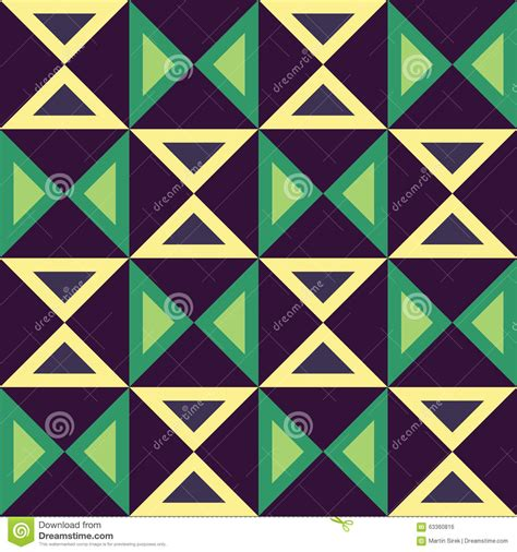 color pattern modern vector modern seamless colorful geometry triangles pattern