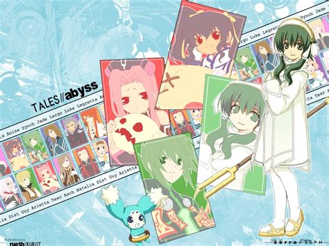 Tales Of The tales of the abyss tales photo 13629503 fanpop