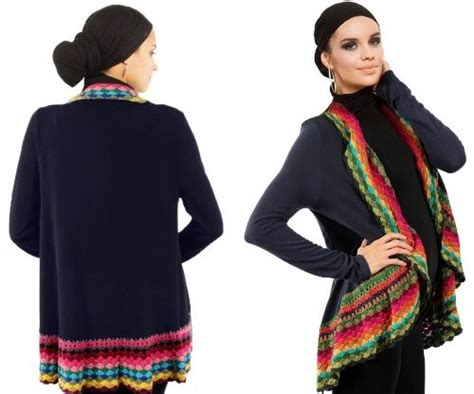 Baju Muslim Rajut 126 best images about busana muslim on hashtag models and