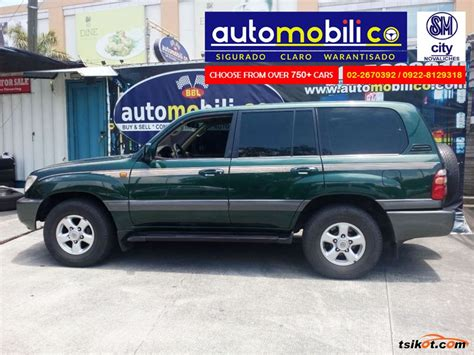 land cruiser 1998 toyota land cruiser 1998 car for sale metro manila