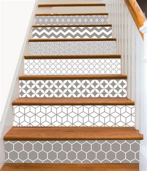 vinilos usados providencia decoraci 243 n de escalera adhesivo vinilo personalizable