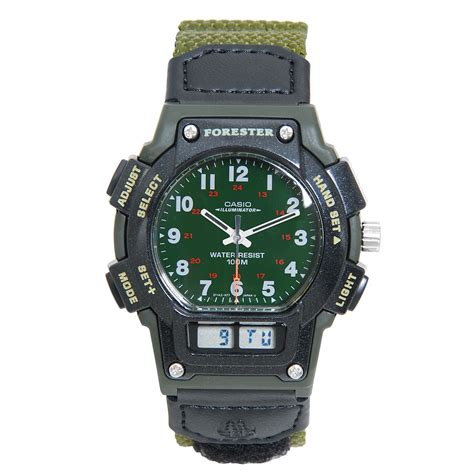 casio forester sears