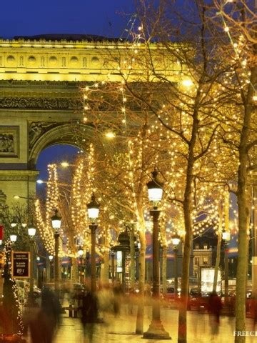 wallpaper christmas in paris christmas in paris wallpaper freechristmaswallpapers net