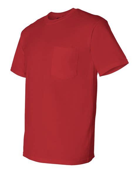 gildan mens dryblend 50 50 t shirt with pocket s m l