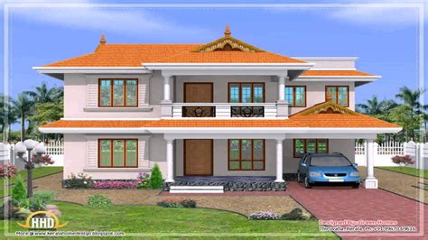 indian house plans designs roof railing design house india youtube