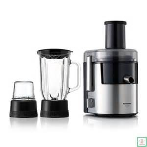 Panasonic 3 in 1 Juicer MJ DJ31SSL   Siong How Electrical & Electronic Sdn Bhd ??????????