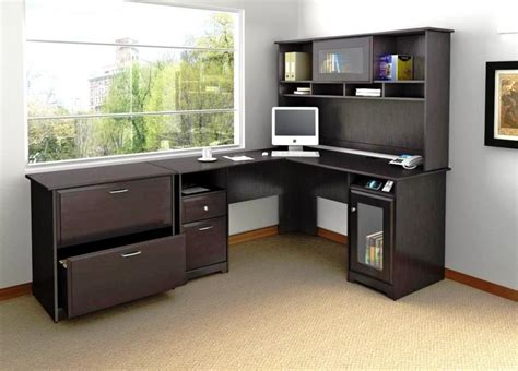 Black Corner Computer Desk With Hutch Black Corner Black Corner Desk With Hutch