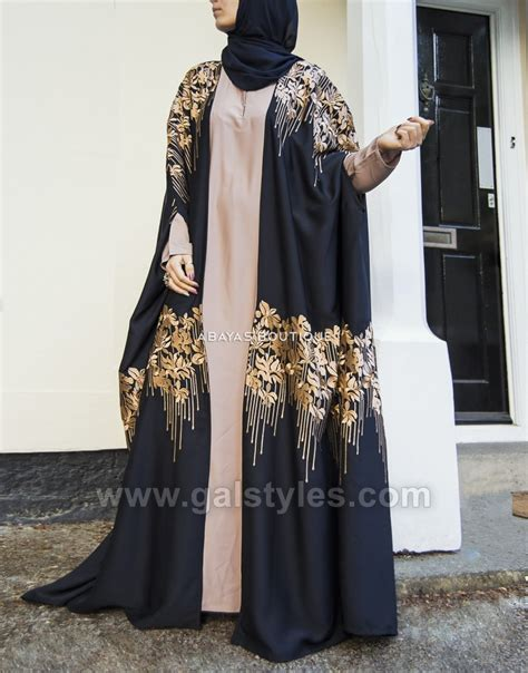 Latest Designer Abaya Gowns Hijab Designs 2018 2019 Collection