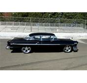 1958 CHEVROLET BEL AIR 2 DOOR POST  Side Pro 188816