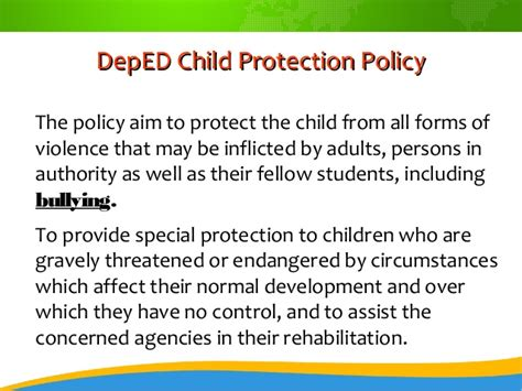 child protection policy template for community groups child protection policy