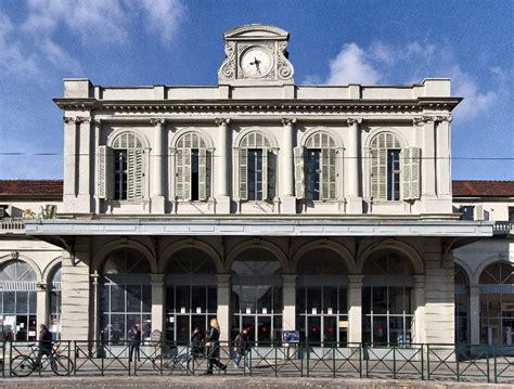torino porta susa centrale ex stazione di porta susa museotorino