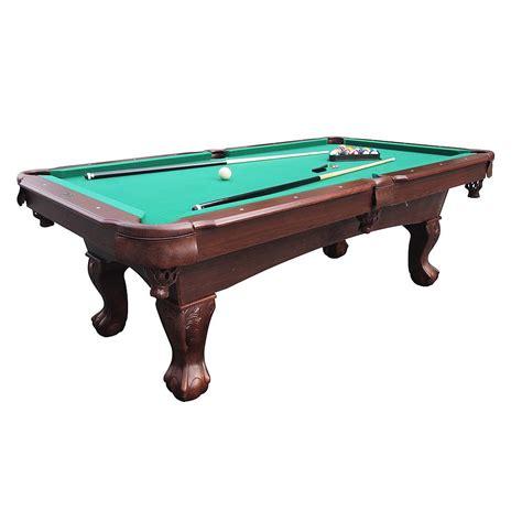 md sports springdale 7 5ft billiards table