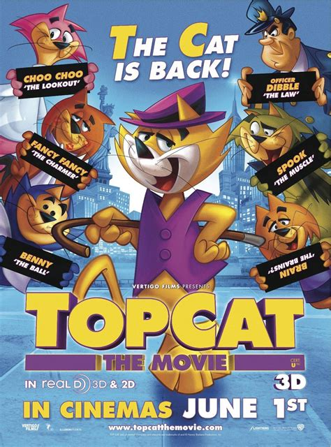 Watch The Cat 2011 Top Cat The Movie Watch Full Movies Online Free Movies Download Mpeg Hdq Putlocker