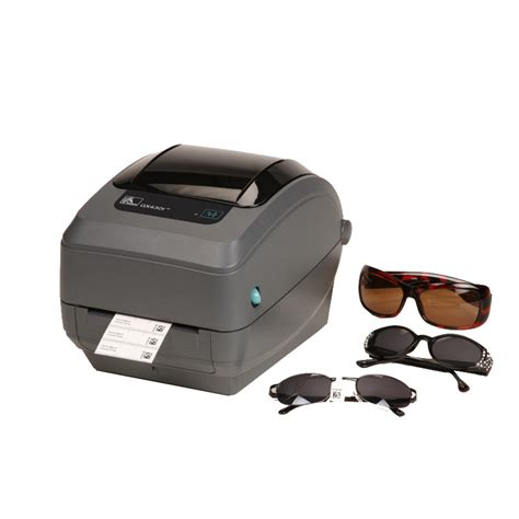 Soluwan Imprimante Codes Barres De Bureau Zebra Gx430t Imprimante De Bureau