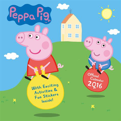 Calendã 2018 Comprar Peppa Pig Calendarios 2018