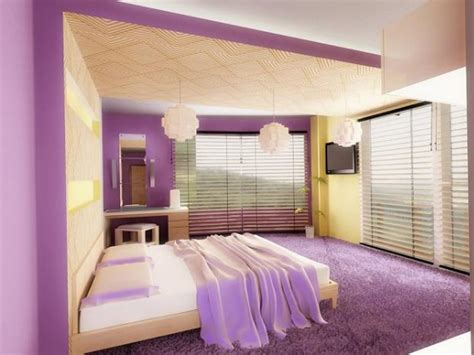 purple color schemes for bedrooms nice bedroom paint colors selection tips 4 home ideas