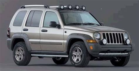 Jeep Liberty Discontinued 2005 Jeep Liberty Rocky Mountain Edition 4x4 Discontinued