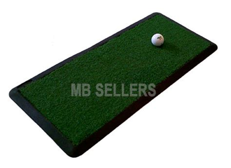 Best Golf Hitting Mat by Heavy Duty Golf Hitting Practice Mat Mb Sellers